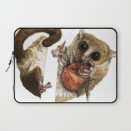 Munching Mouse Lemur Laptop Sleeve