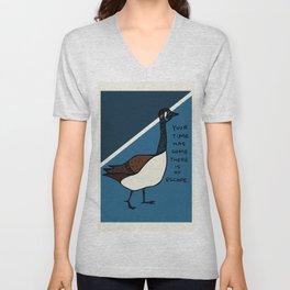 Goose Unisex V-Neck