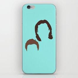 Supernatural Sam and Dean, ya'll iPhone Skin