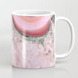 Sweet Coral Agate Coffee Mug