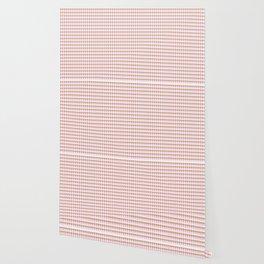 Mod Floral Print Wallpaper