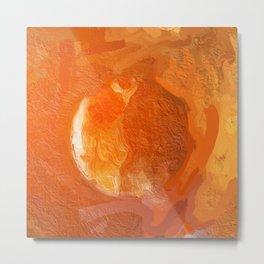 Abstract Mandala 240 Metal Print