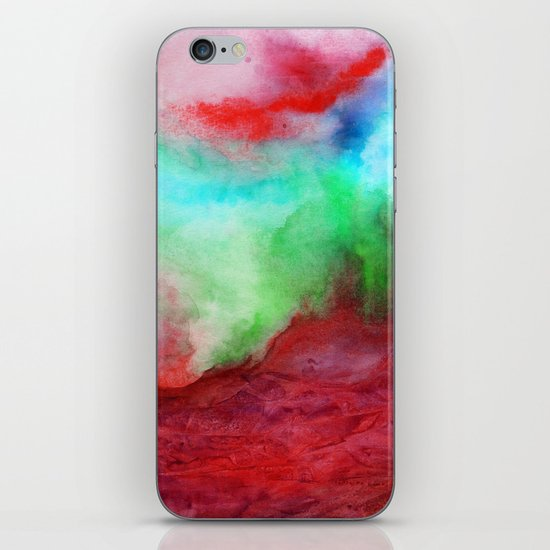 The Red Sea iPhone & iPod Skin