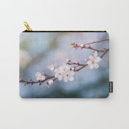 First Blossom Carry-All Pouch