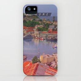 Home - Grenada iPhone Case