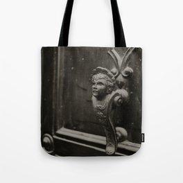 Venitian Door Handle Tote Bag