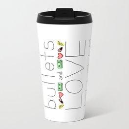 Hate/Love Travel Mug