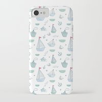 ships iPhone & iPod Cases featuring ships by Dlinnaya