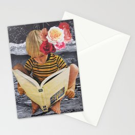 Book of Knowledge Stationery Cards