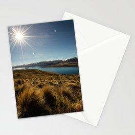 Lake Tekapo Stationery Cards