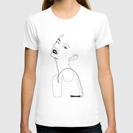 Flirty look T-shirt