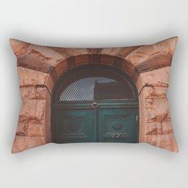 Brooklyn Door IV Rectangular Pillow
