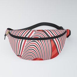 Abstract Pattern 11 Fanny Pack