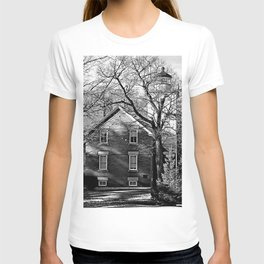 Shadows 40 Mile Pt Lighthouse T-shirt