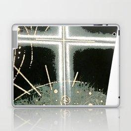 Faith and Trust in Self . Green Laptop & iPad Skin