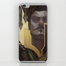 Dorian Pavus Tarot Card iPhone & iPod Skin
