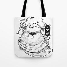 Little Lovely Reindeer Tote Bag