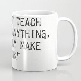 SOCRATES quote 5 Coffee Mug