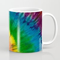 hippie Mugs featuring HIPPIE by Maioriz Home