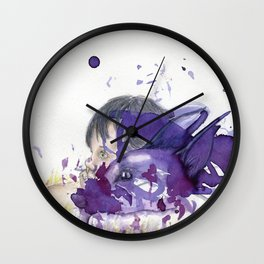 Best Friends - A Collaboration with My Toddler Wall Clock