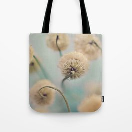 Hazy Shade of Winter Tote Bag