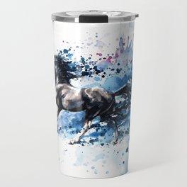 """Poseidon"" Travel Mug"