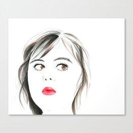 Rae Earl Canvas Print