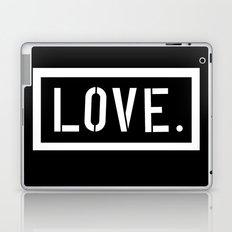 Love Stencil Laptop & iPad Skin