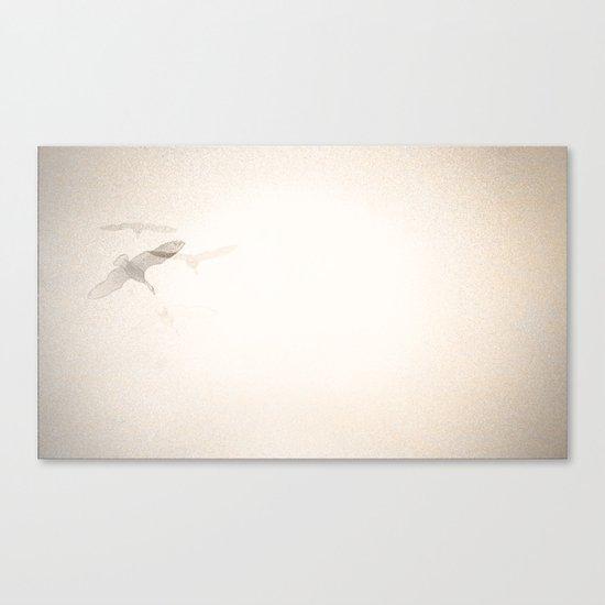 { OVERHEAD } Canvas Print