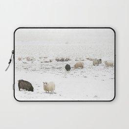 Icelandic Sheep IIII Laptop Sleeve