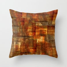 Cuts 6 Throw Pillow
