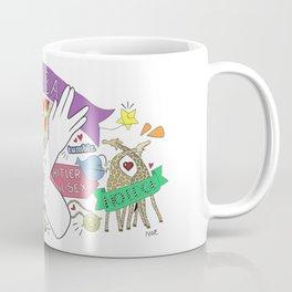 Nerdfighteria Coffee Mug