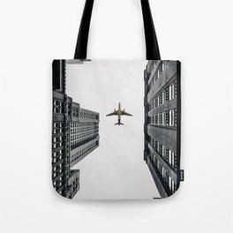 City Calm Down Tote Bag
