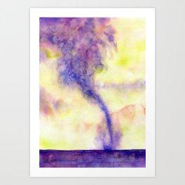 Nightmare - Tornado Art Print