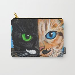 Venus - Cats with Moustaches Carry-All Pouch