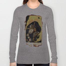 moon tarot Long Sleeve T-shirt