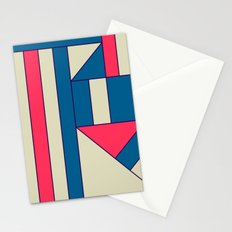 Geo1. Stationery Cards