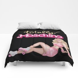 MOSCHINO SKATER BARBIE Comforters