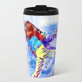 Freddie Painting Travel Mug