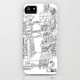 City Of Thieves iPhone Case