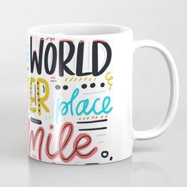 Dentist Lettering Quote Coffee Mug