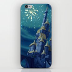 Portrait of a Kingdom: Beast's Castle  iPhone & iPod Skin