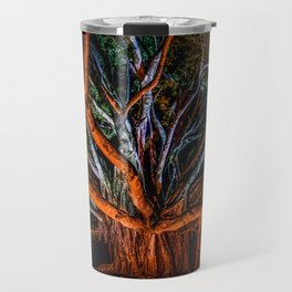 Night of the banyan Travel Mug