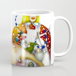"""Illustration for the picture book """"Nonsense Poems for Kids"""" 1 Coffee Mug"""
