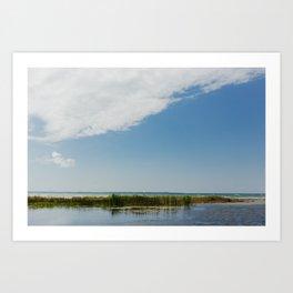Grand Traverse Bay Art Print