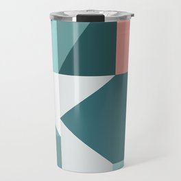 Modern Geometric 60 Travel Mug