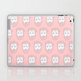 Pink yet still Hardy Laptop & iPad Skin