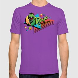 Dino Rollers Logo T-shirt