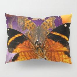 Honey Butterfly Pillow Sham