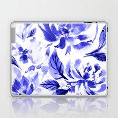 Blue Lya Laptop & iPad Skin